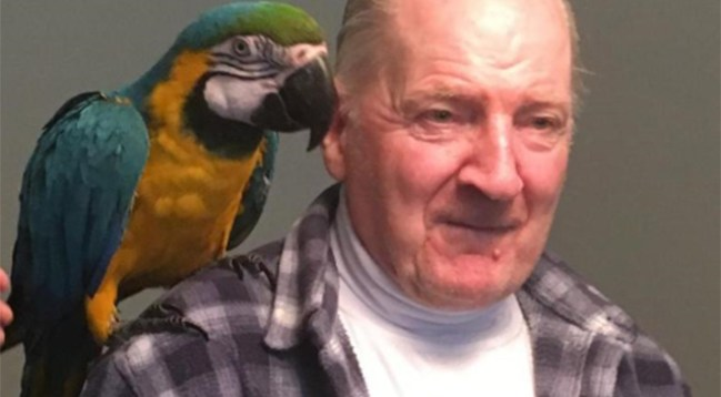 นาย Bernard Gore ผู้ป่วยเป็นโรคสมองเสื่อม ถูกพบเสียชีวิตที่ห้าง Westfield สาขา Bondi Junction : ภาพจาก 7 News