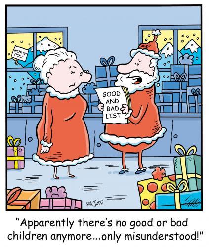 Christmas Comic 040 Jinglebell Junction