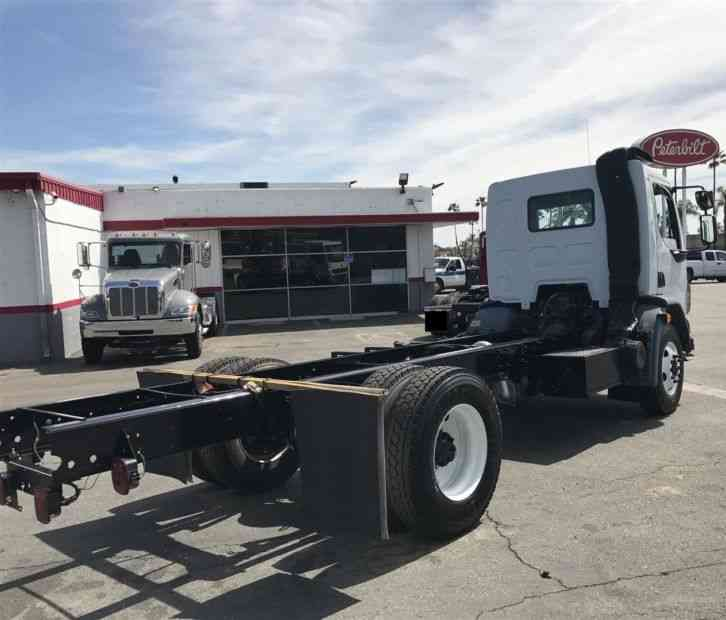 Kenworth T370 Peterbilt 220 Daf Cab Chassis Truck Only 48k
