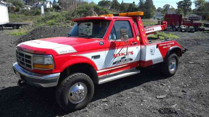 Ford F 350 1997 Wreckers