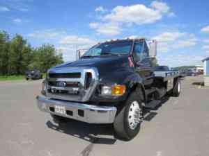 2005 Ford f650 cost new