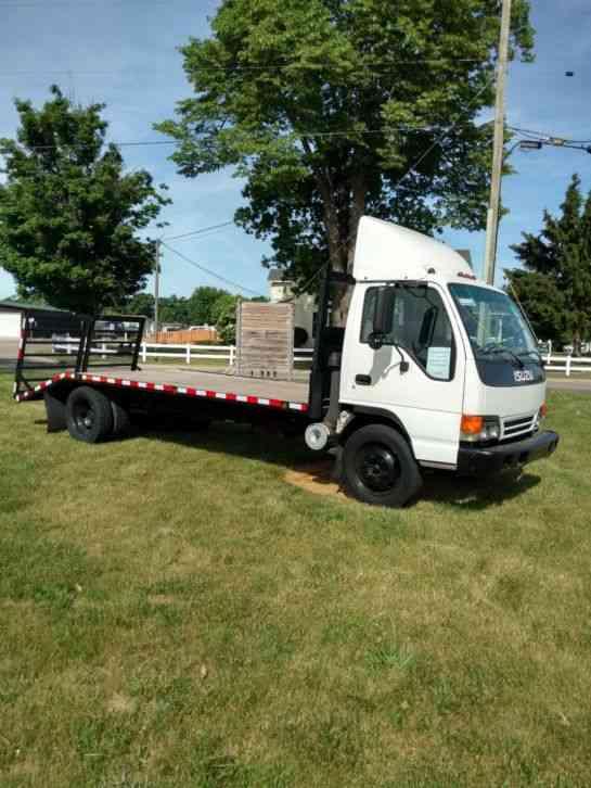 Isuzu Npr 2001 Medium Trucks