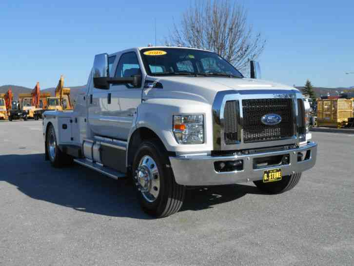 Ford F650 2016 Medium Trucks