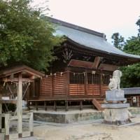 犬尾神社(愛知県岡崎市下和田町)