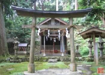 式内 日置神社(福井県高浜町)