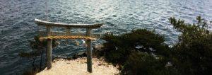 平成三十年の初詣は都久夫須麻神社へ参拝しました