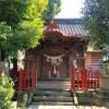 高津諏訪神社 / 神奈川県川崎市