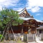 鵜ノ木八幡神社 / 東京都大田区