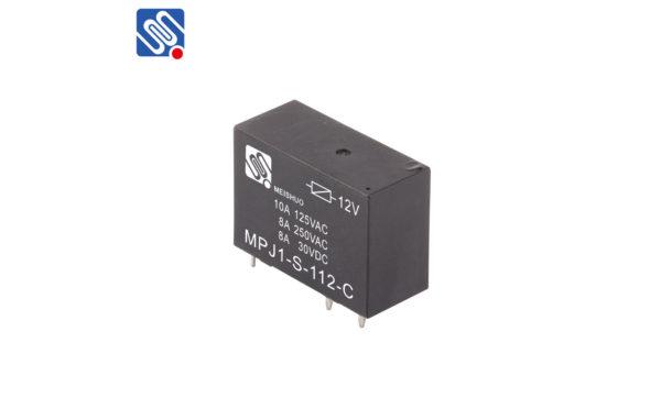 5 Pin Mini Relay MPJ1-S-112-C