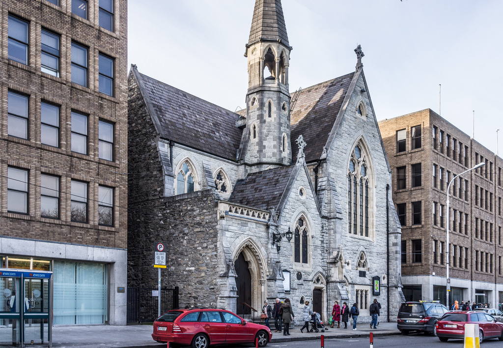 聖史蒂芬唯一神教派教堂 St. Stephen's Unitarian Church – 家鄉美