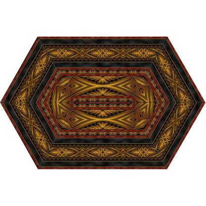 BP Place Mat - Bronze Kalimantan