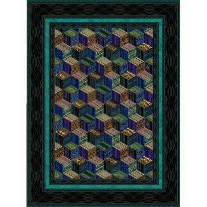 Border Blocks Quilt