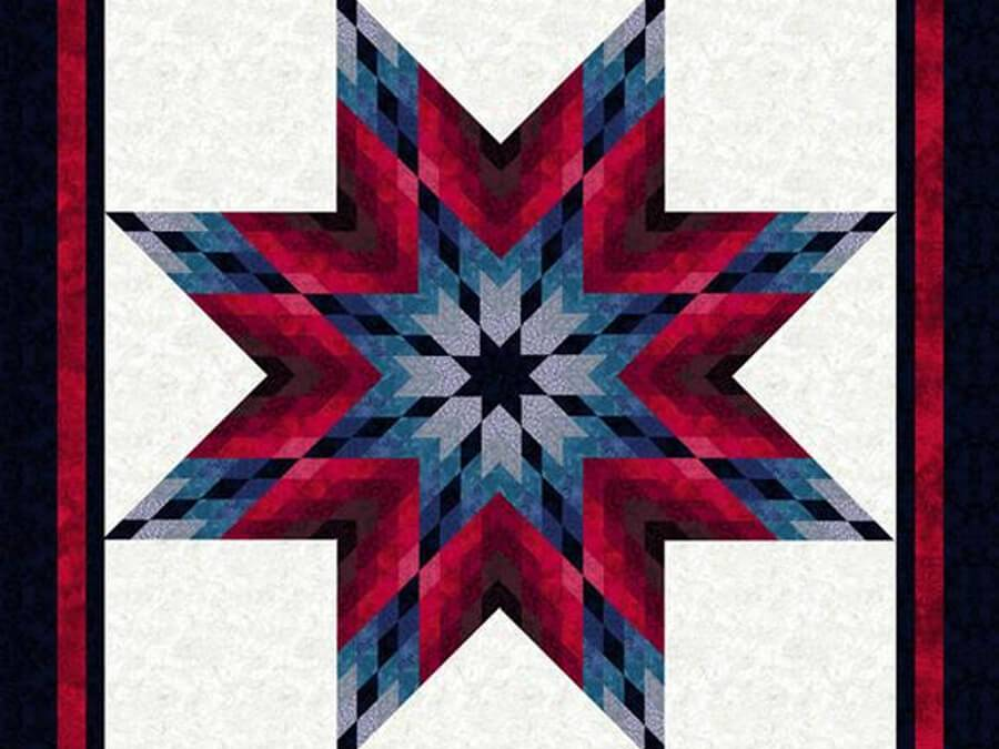 Tips for Piecing a Radiant or Lone Star