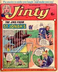 Jinty 20 September 1975