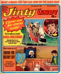 Jinty and Lindy cover 31 Jan 1976