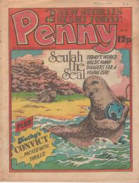 Penny cover
