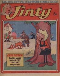 Jinty 7 September 1974