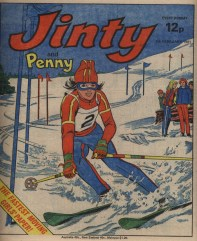 Jinty and Penny cover 7 February 1981