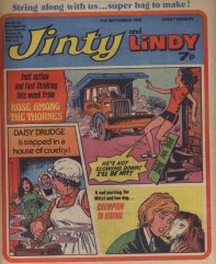 Jinty and Lindy 11 September 1976