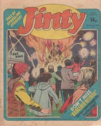 Jinty cover 7 November 1981