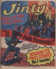 Jinty 11 February 1978