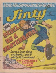 Jinty cover