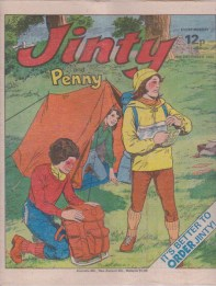 Jinty & Penny cover 20 December 1983