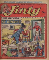 Jinty cover 19741109