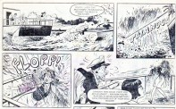 """A teacher cops Katie's jinxing in """"The Jinx from St Jonah's"""", 28 June 1975."""