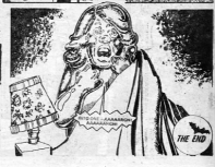 """Her mum did say she was eating so many jelly babies that she would turn into one.... From """"Fancy Another Jelly Baby?"""", Misty #71, 16 June 1979."""