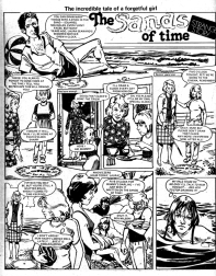 The Sands of Time. Strange Story, Tammy 5 August 1978.