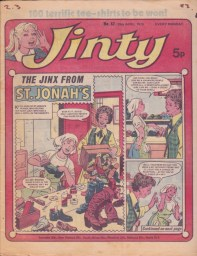 Jinty cover 19 April 1975