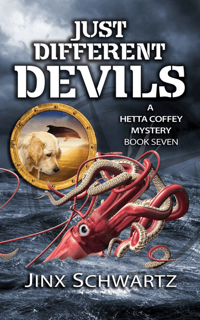 Just Different Devils - Hetta Coffey