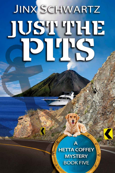 Just The Pits - Hetta Coffey