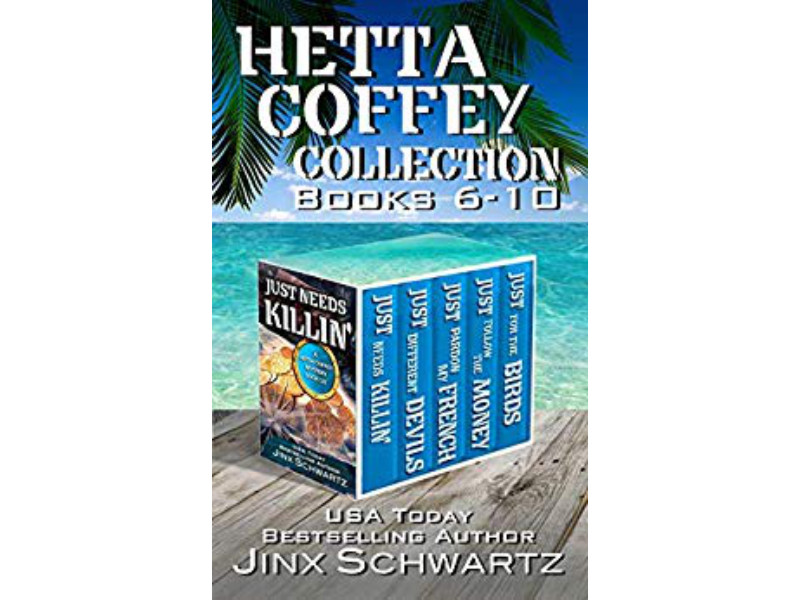 Hetta Coffey Collection Boxed Set Books 6-10