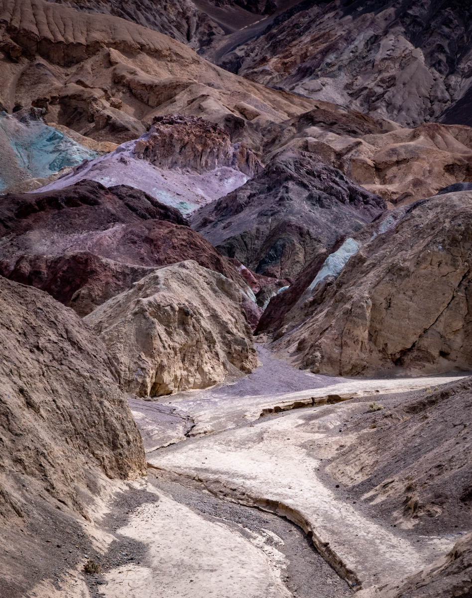Death Valley Canyon by Jim Berger