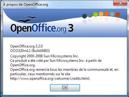 Open Office 3.2