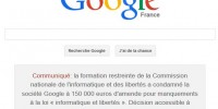 CNIL vs Google – arroseur arrosé