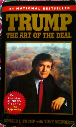 Trump | The Art Of The Deal by Donald J. Trump with Tony Schwartz