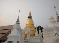 Wat in Chiang Mai.