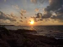 Sunrise on Ko Samet.