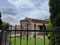 Walking old Ohrid.