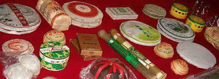 Zásilka Pu-Erhů z Yunnan Sourcing LLC