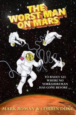 https://www.amazon.com/Worst-Man-Mars-Mark-Roman/dp/1536930970/
