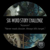 "Six-Word Story Challenge - ""Assassin"""