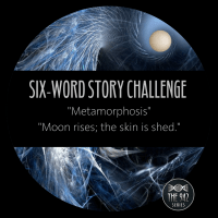 "Six-Word Story Challenge - ""Metamorphosis"""
