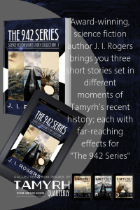 The 942 Series - Science Fiction Short Story Collection 1