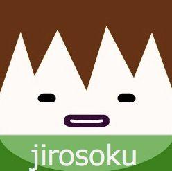 jirosokuのプロフィール