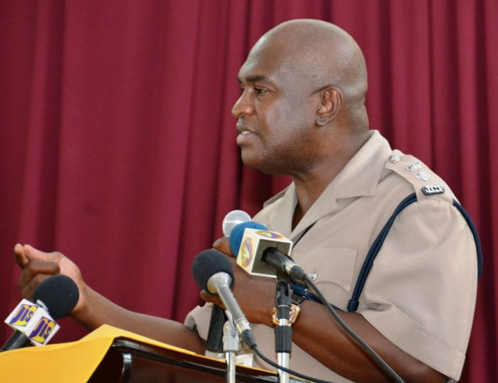SSP McGregor Pledges to Turn around Crime in St. James - Jamaica ...