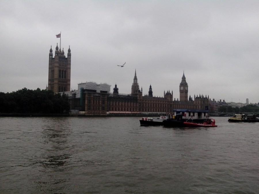 London Calling, Part 1